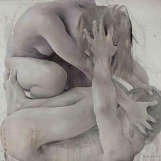 Kow_Soft Figures 1,190cmX190cm , Oil on Canvas, 2012