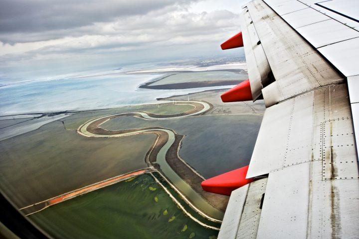 Landing - BUR to SJC (Burbank to San Jose) - 2014